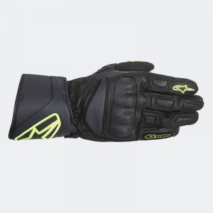 GĂNG TAY ALPINESTARS SP-8 BLACK/GREEN