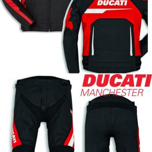 BỘ SUIT DA 2 PC ALPINESTAR DUCATI